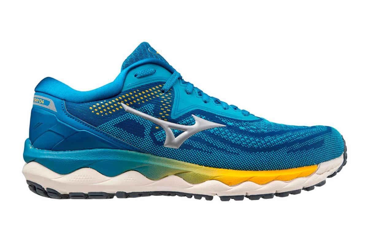 scarpe da running wave sky 4